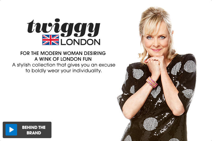 Twiggy London Fashion Hsn