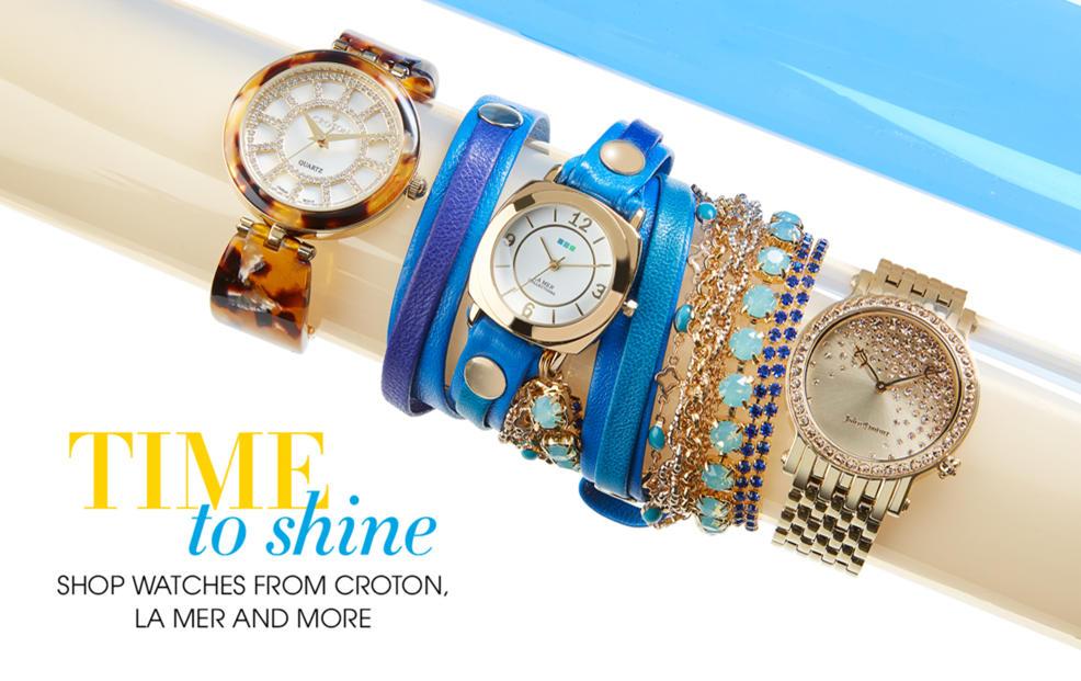 Ladies Watches: Designer Watches for Women | HSN