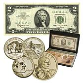 2005 Lewis & Clark Commemorative Currency Set