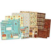 "Karen Foster 12"" x 12"" Scrapbook Page Kit"