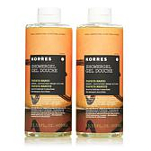 Korres Papaya Mango Shower Gel Duo