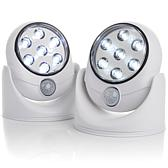 Light Angel Motion-Activated LED Deluxe Light 2pk