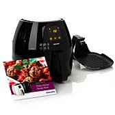 Philips Avance Airfryer XL w/Grill Pan & Recipe Booklet