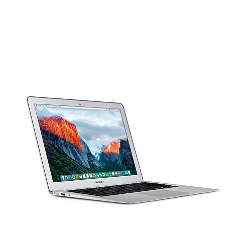 "Apple MacBook Air® 13.3"" Intel Core i5 Dual-Core, 4GB RAM, 128GB Flash Storage Laptop with Accessories and 2-Year Tech Support"