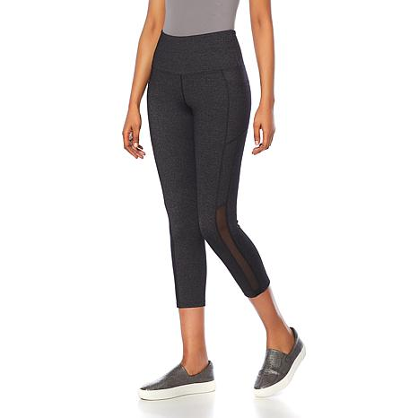 f8707538a7ca3 Balance by Marika Power Mesh Ankle Legging with Side Pockets ...