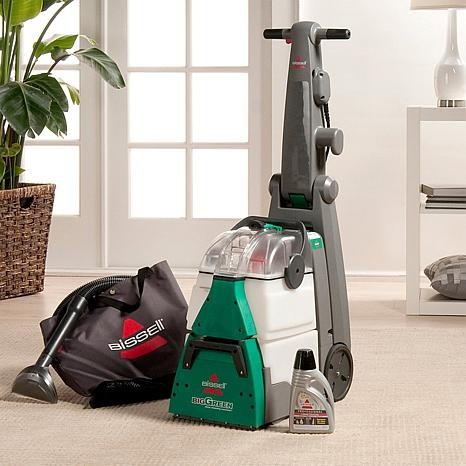 bissel big green cleaning machine