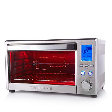 Food Network Countertop Convection Oven Fncob1000 : Curtis Stone 26L Rotisserie and Convection Oven - 7878918 HSN