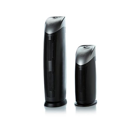 Hunter Perma HEPAtech and Eco-Silver Air