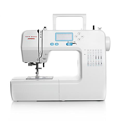 Janome 49018 Electronic Sewing Machine w/Fat Quarters