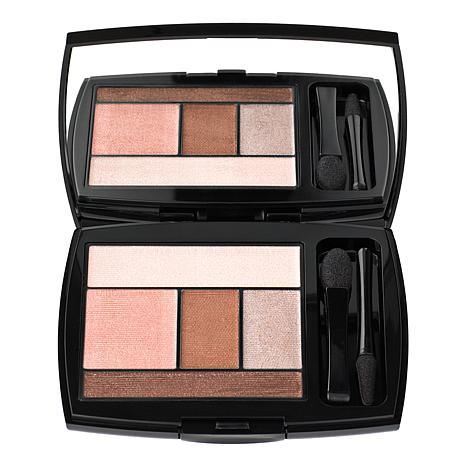 Lancome Color Design Shadow Liner Palette-Coral