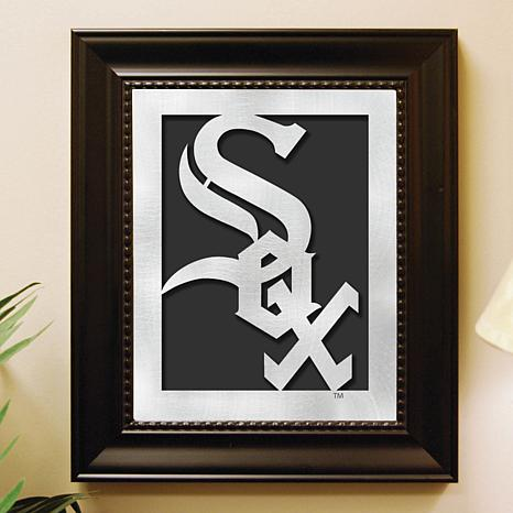 MLB Laser Cut Logo Wall Art - Chicago White Sox