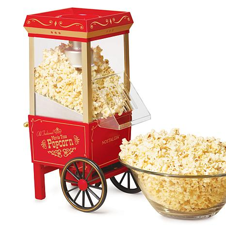 Nostalgia Electrics™ Movie Time Hot Air Popcorn Maker