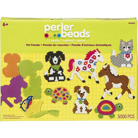 perler bead pet parade activity kit 3527742 hsn