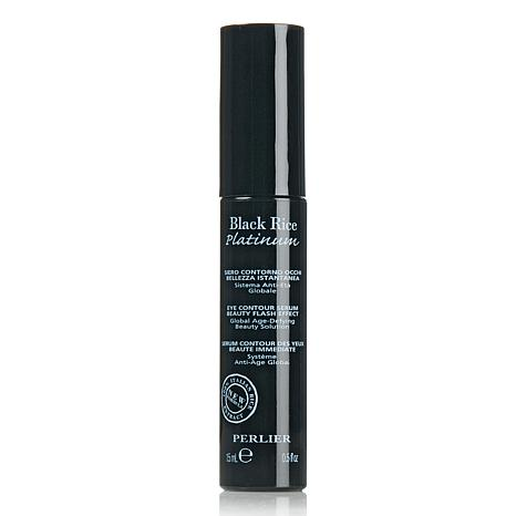 Perlier Black Rice Platinum Eye Contour Serum