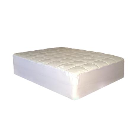 permafresh queen mattress pad 6366492 hsn