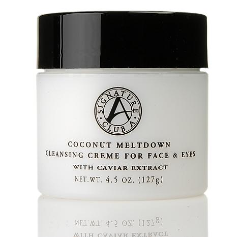 Signature Club A Coconut Meltdown Cleansing Creme