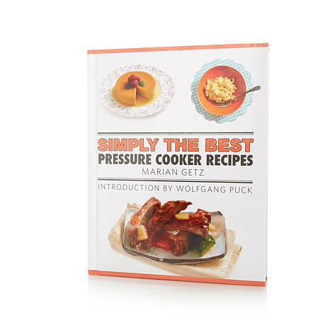 pressure cooker recipe book pdf