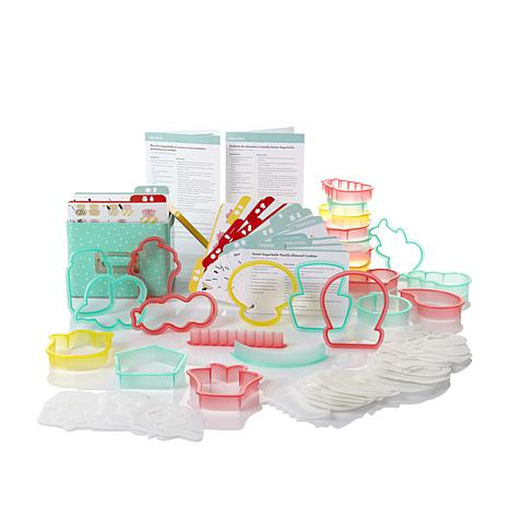 Sweet Sugarbelle Shape Shifter Cookie Cutter Set with ...