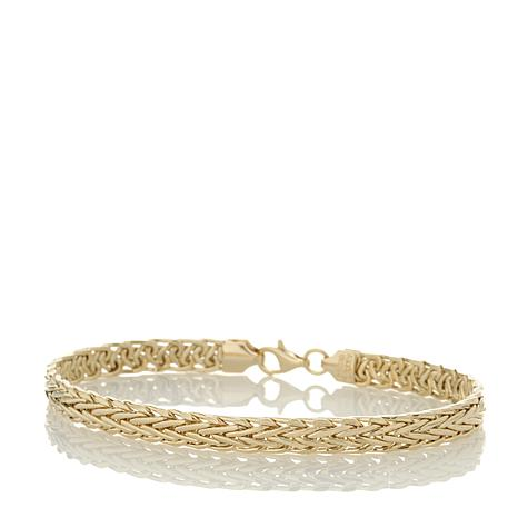 Technibond® Wheat Chain Bracelet