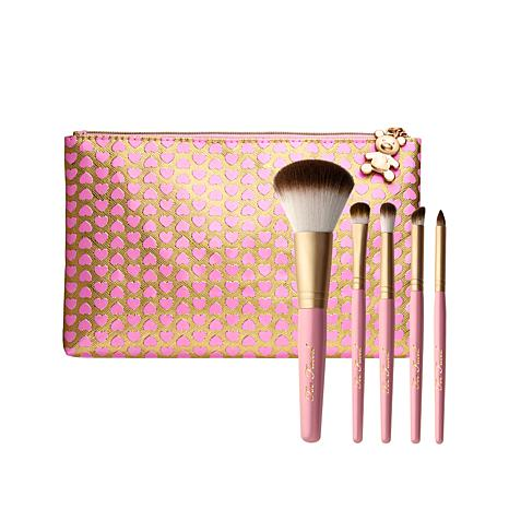 Too faced pro essential teddy bear hair brush set d 2014030716475587~324998