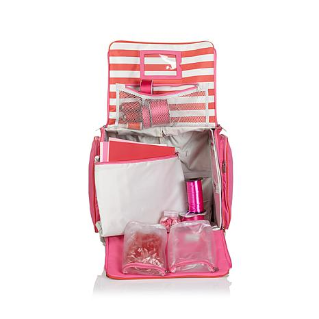 We r memory keepers fold up 360 degree rolling bag for We r memory keepers craft bag