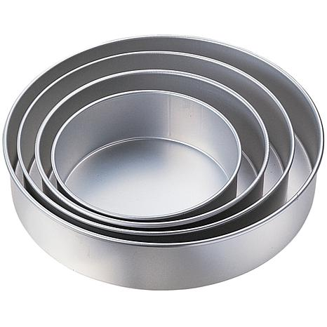 Wilton Performance Cake Pan Set 8 Quot 10 Quot 12 Quot And 14