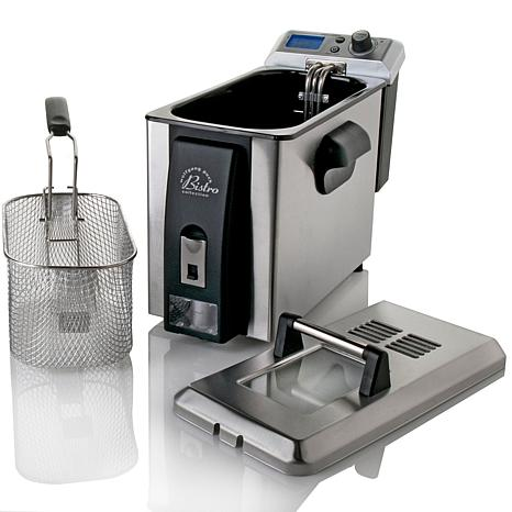 Wolfgang Puck 1800-Watt 4-Liter Digital Deep Fryer