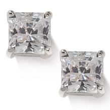 2ct Absolute™ Princess 4-Prong Stud Earrings