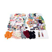 3 Birds Studio Creative Layers Embellishment Collection