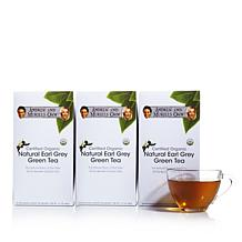 Andrew & Muriel's Organic Earl Grey Green Tea 90 Packet