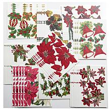 Anna Griffin® Holiday Decoupage Die-Cuts Kit