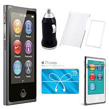 Apple 16GB 7th Generation iPod Nano Touch Bundle