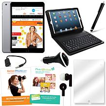 Apple iPad mini™ 3 16GB Tablet+Keyboard, Starter Kit