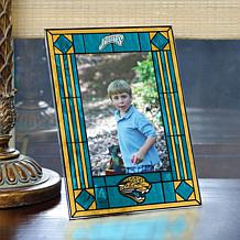 Art Glass Team Photo Frame - Jacksonville Jaguars - NFL