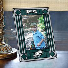 Art Glass Team Photo Frame - Philadelphia Eagles - NFL