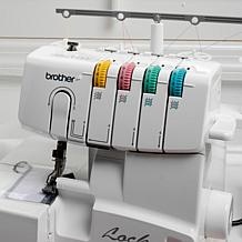 sewing machine with built in serger