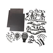docrafts Build-a-Scene Die Craft Set