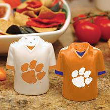 Gameday Ceramic Salt and Pepper Shakers - Clemson