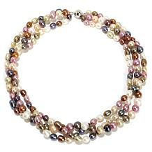 Imperial Pearls Multicolored Cultured Pearl Necklace