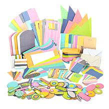 "Inspired Inc. Tie It On ""Nifty Gifties"" Cardmaking Kit"