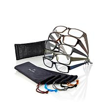 Joy Mangano SHADES Readers 11pc Set Designed for Men