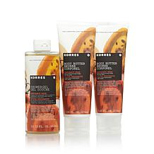 Korres Bergamot Pear 3pc Body Collection