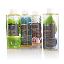 Korres Favorite 4 Hydrating Shower Gel Jumbo Set