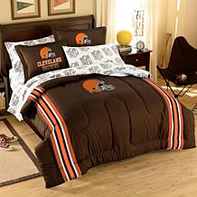 Officially Licensed NFL Bed Set - Full