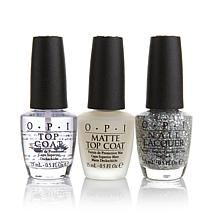 OPI Top This! Set of 3 Top Coats