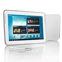 "Samsung Galaxy Note 10.1"", Quad-Core, 16GB Tablet-White"