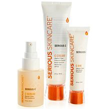 Serious Skincare C No Wrinkle Trio