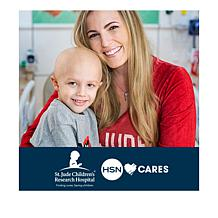 St. Jude Children's Research Hospital® $1 Donation