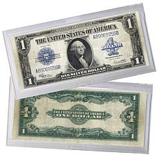 1923 $1 Silver Certificate in Circulated Condition