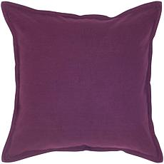 "20"" x 20"" Plain Pillow - Purple"